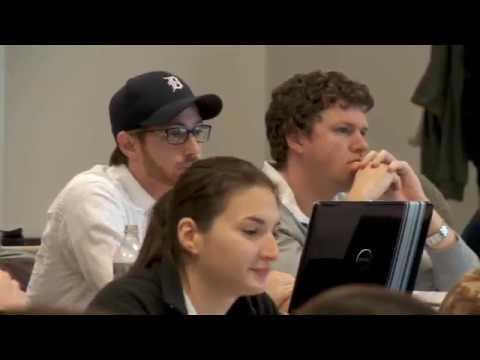 Sit in on Professor David Firestone's Environmental Law Class