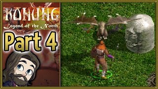Konung: Legend of the North Gameplay - Part 4 - Let