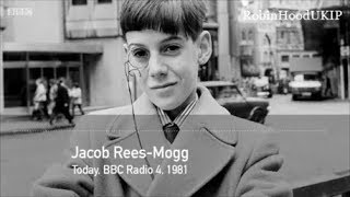 Who is Jacob Rees Mogg?