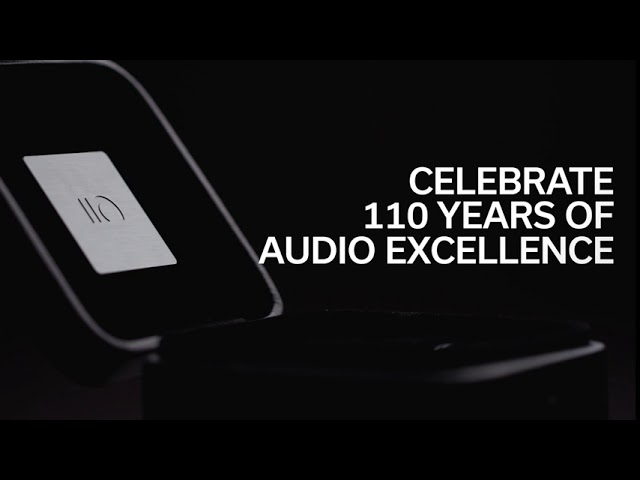 Celebrate 110 Years of Audio Excellence with the DL-A110 Anniversary Edition MC Phono Cartridge