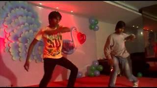 Mr.PK jannat 2 mashup dance
