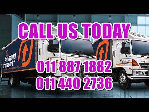 Removals Johannesburg Call 011 440 2736