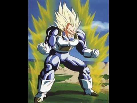 Goku Vegeta Gohan Trunks y Goten en super sayayin 1-4 - YouTube