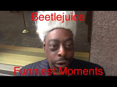Download Beetlejuice Funniest Moments