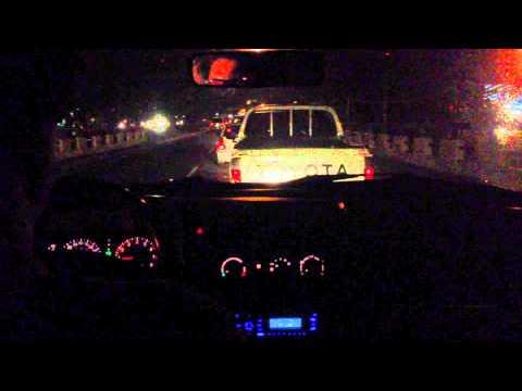 ULTRAVIOLETAS sonando en radio por las calles de Tegucigalpa