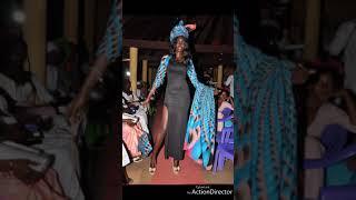 Défilé mode africaine couture 2019