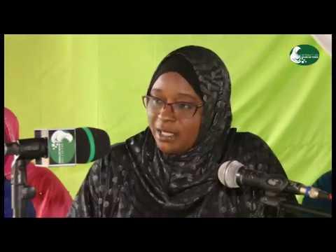 Extrait  Le Voile islamique  Gatt (Keur Demba) Régine de Diourbel | Sokhna Ndéye Fatou FALL