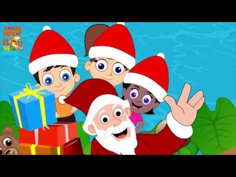 DING DING DONG | Jingle Bells in Melayu Malaysia | Lagu Natal | Malaysian Christmas Songs