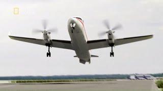 Zaraz po starcie samolot runął na ziemię! [Katastrofa w przestworzach]