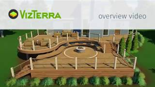 VizTerra - Landscape Design Software - Overview (Newest Version)