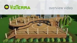 Vizterra - Landscape Design Software - Overview  Newest Version