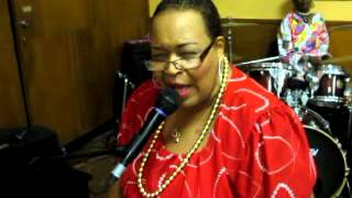Charlene Moore sings So Amazing
