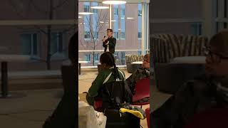 One Direction- AM (cover) @open mic