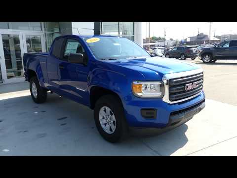 [2020 GMC Canyon] Walkaround/Overview - (Stock #T22920)