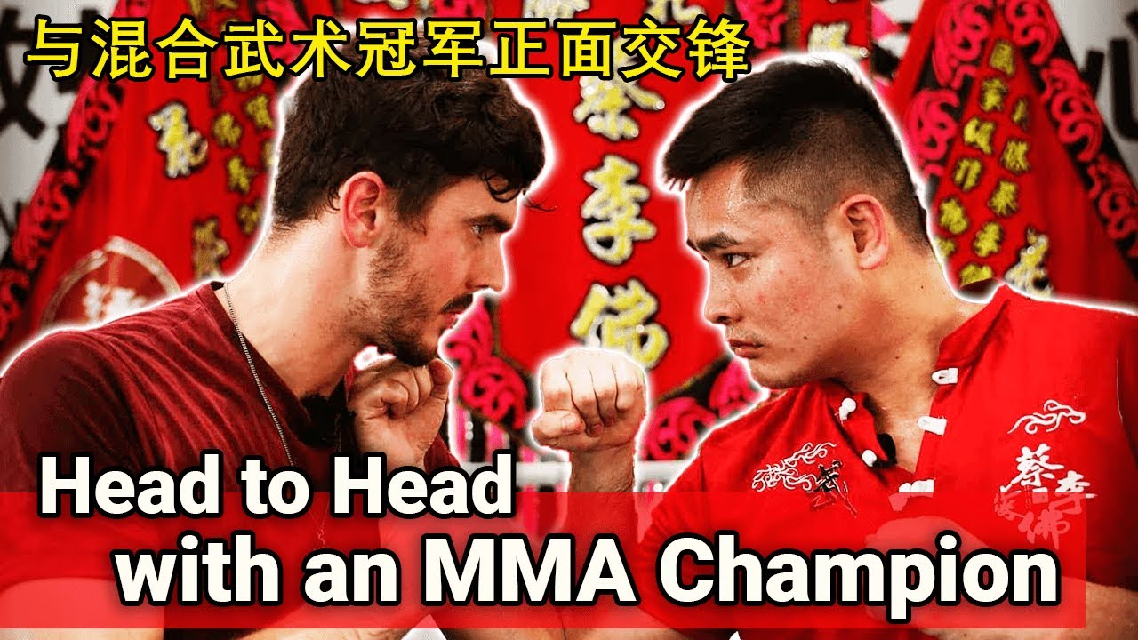 An Olympic Gold Medalist BEAT ME UP in China...