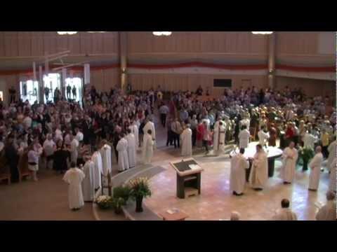 Lift High the Cross: Saskatoon's New Cathedral - Catholic Focus