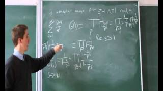 Analytic proof of the existence of infinitely many primes congruent to -1 and 1 modulo 4