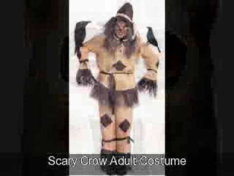 Scary Halloween Costumes