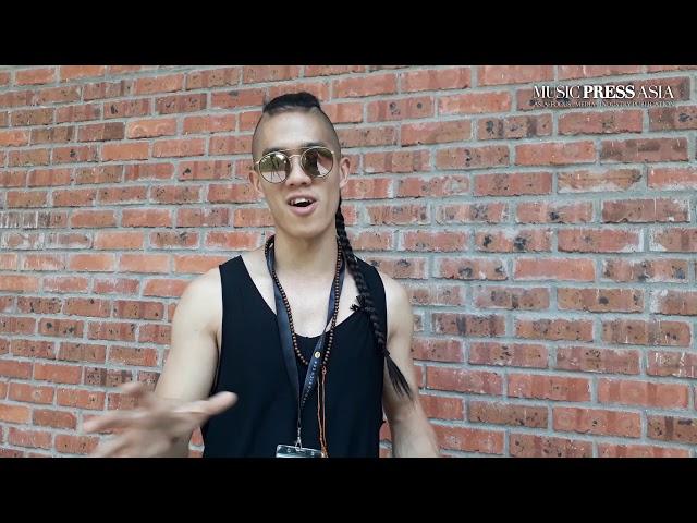 Music Press Asia Interviews Slumberjack at Wired Music Week