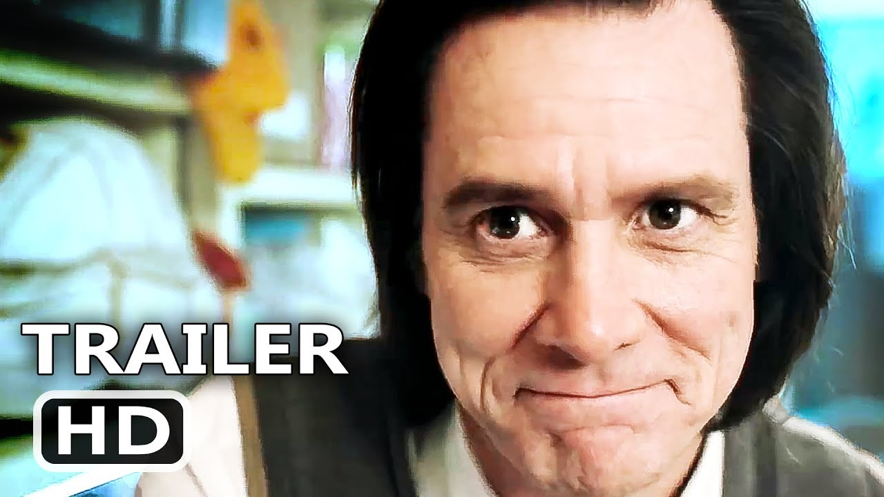 Who does Jim Carrey play in 2 Pipz