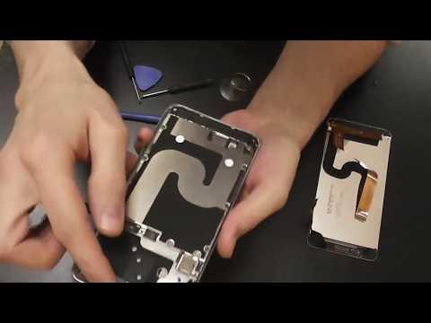 Ремонт экрана китайского телефона Leeco cool 1 самому