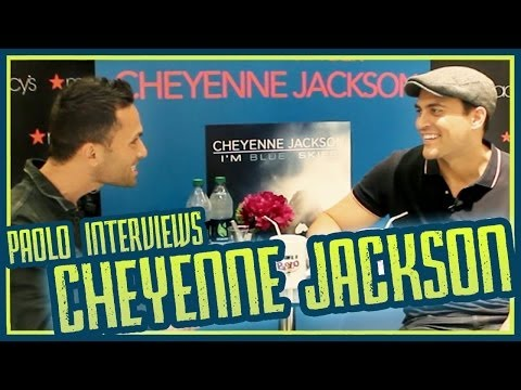 Cheyenne Jackson Interview at San Francisco Pride