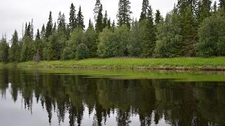 Поход на реку Нота Мурманская область / Water hike on the River Note Murmansk region