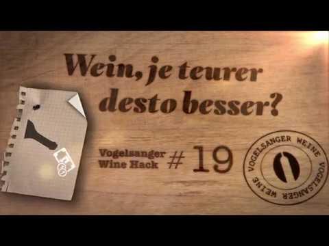 Vogelsanger Wine Hack #19