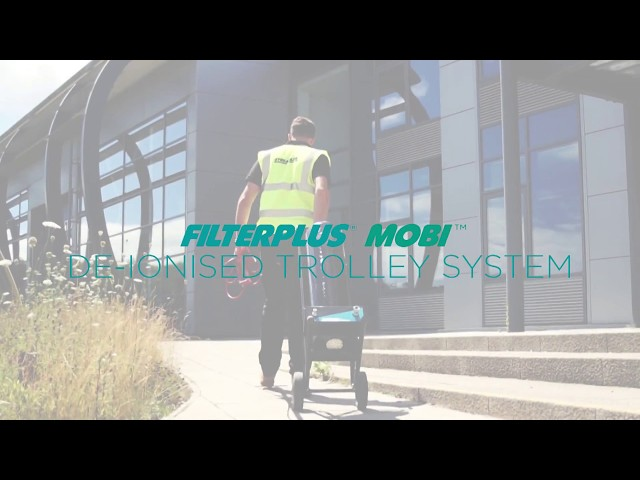 FILTERPLUS® MOBI™ Roll - De-Ionised Trolley System