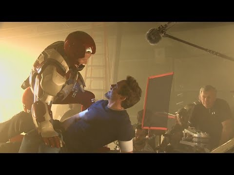 Iron Man 3 | Behind the scenes