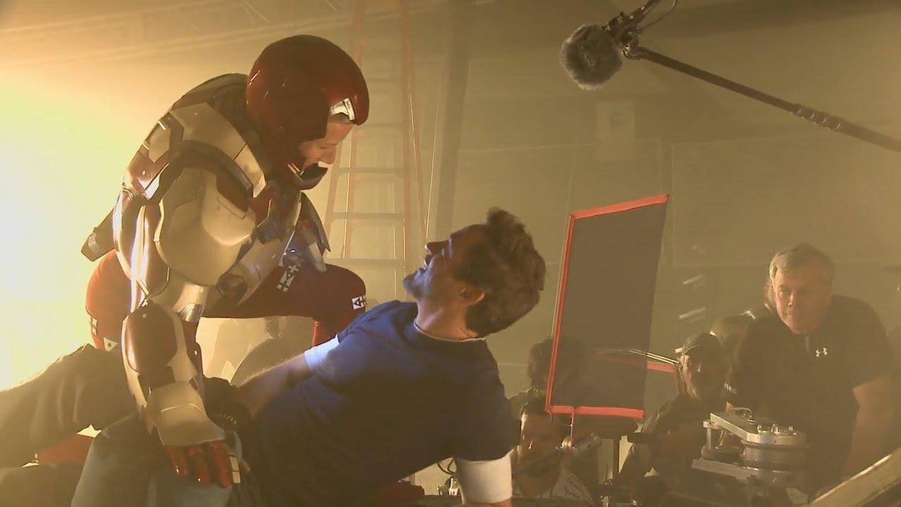 Download Iron Man 3 | Behind the scenes