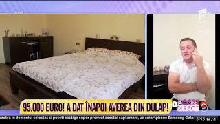 Un tânăr a găsit 95.000 de euro într-un dulap second-hand