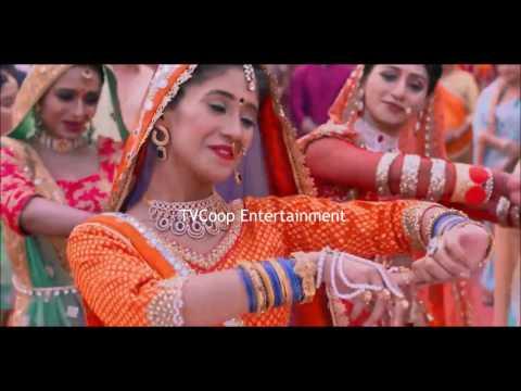 Pyaar Mil Jaye Piya Ka Naira Karthik Celebrate Ganghour Pooja Yrkkh