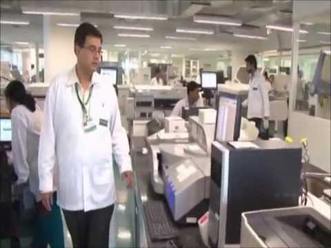 Metropolis Healthcare Ltd: Lab Tour