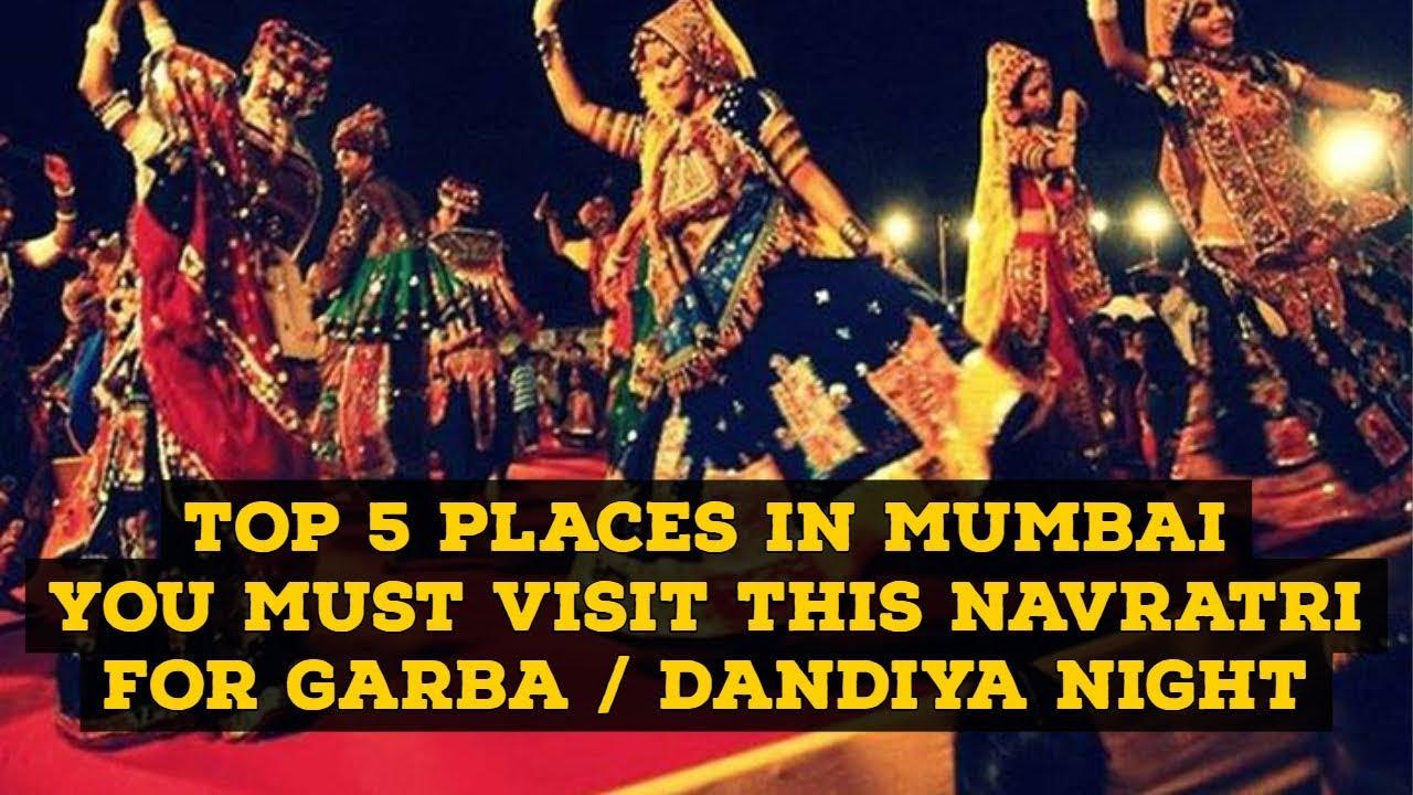 Best Places to Celebrate Navratri in Mumbai    नवरात्रि   गरबा डांडिया नाइट   मुंबई