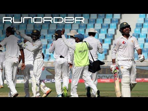 Runorder: Pakistan's slide from No. 1 to No. 7