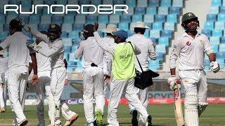 Runorder: Pakistan