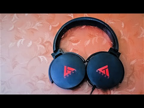 Boult Audio Bassbuds Q2 Wired Headphones Unboxing and Review