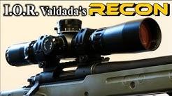 I.O.R. Valdada 4-28x50 40mm RECON Rifle Scope - Rex Reviews