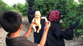 शैतानी पुतला नई कहनी    Shaitani Putla vs Chotu Raja Ka Bhai