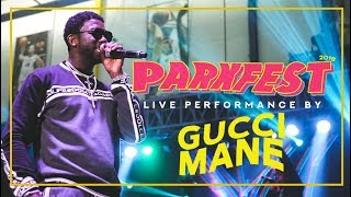 UALBANY PARKFEST 2018 CONCERT | GUCCI MANE PERFORMANING LIVE