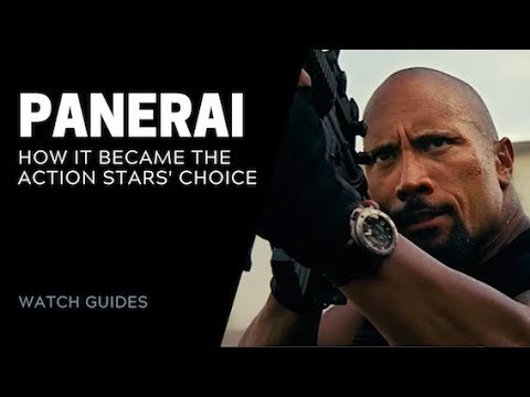How Panerai Became the Action Hero's Choice Watch | SwissWatchExpo [Panerai Watches]