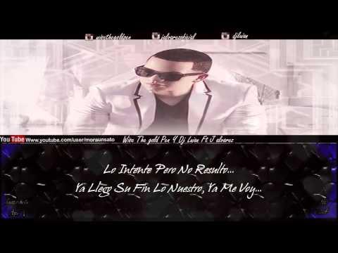 El No Estara A Mi Nivel (Letra) (14F The Album) - J Alvarez Ft Wise Y Dj Luian