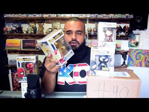 $1,000 Funko Pop Mystery Box Unboxing (ToyUsa2011)