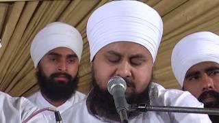 New Shabad 2013 | Bhai Onkar Singh Ji Una Wale | Sahib Mera Neet Naavan | Live Kirtan
