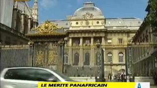 LE MERITE PANAFRICAIN DU  10 04 2016