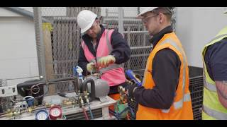 What to expect on an HSS Training F-Gas training course