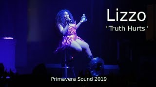 Lizzo - Truth Hurts - live at Primavera Sound 2019