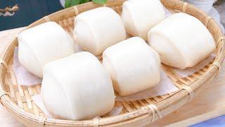 Cách Làm Bánh Bao Sữa Tại Nhà Từ Bột Mì Đa Dụng   Steamed Bun