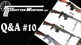 Q&A #10: Collectible Surplus Guns, Dumb US Decisions, and Lots of French Stuff
